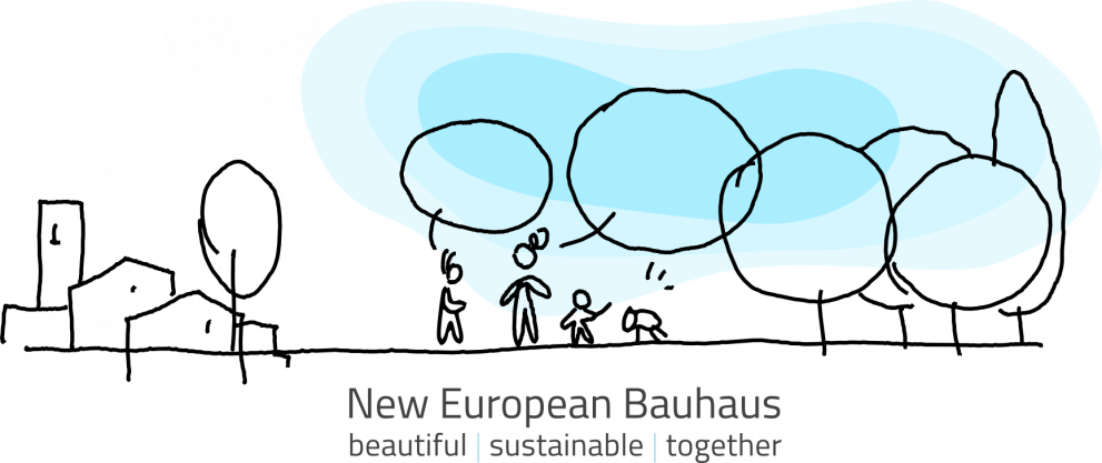 Imagen de detalle de JORNADA SOBRE LA NUEVA BAUHAUS EUROPEA